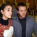 Julieta Laborde y Miguel Simonetti