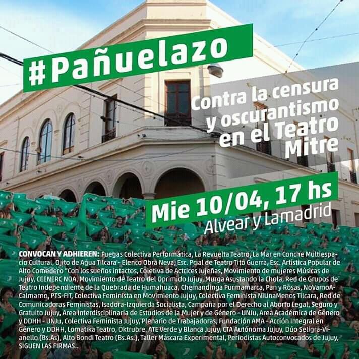 Pañuelazo en Jujuy 10 - 4