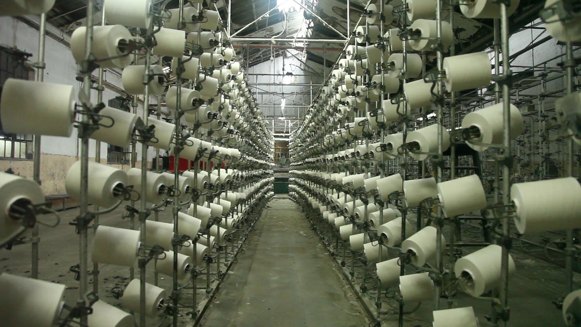"""Comenzó la Expo Textil Cooperativa: """"sufrimos la crisis de la industria y la de las cooperativas"""""""