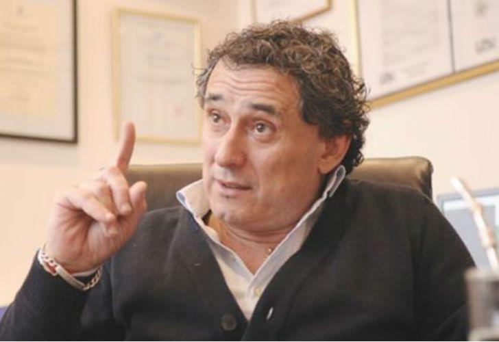 """Sergio Sasia: """"para un acuerdo primero hay que buscar el equilibrio por la pérdida de salarios"""""""