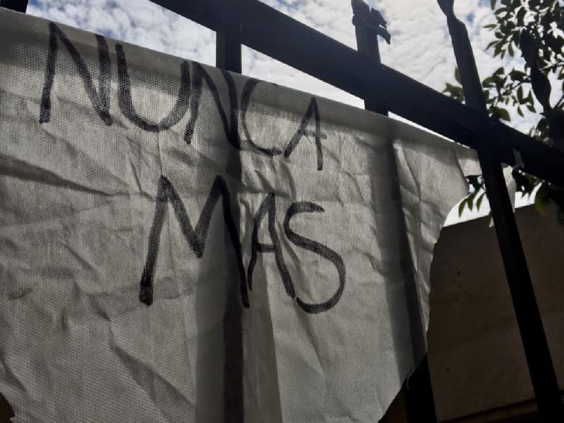 """#24M en Córdoba: """"Los pueblos tenemos memoria, la patria exige justicia"""""""