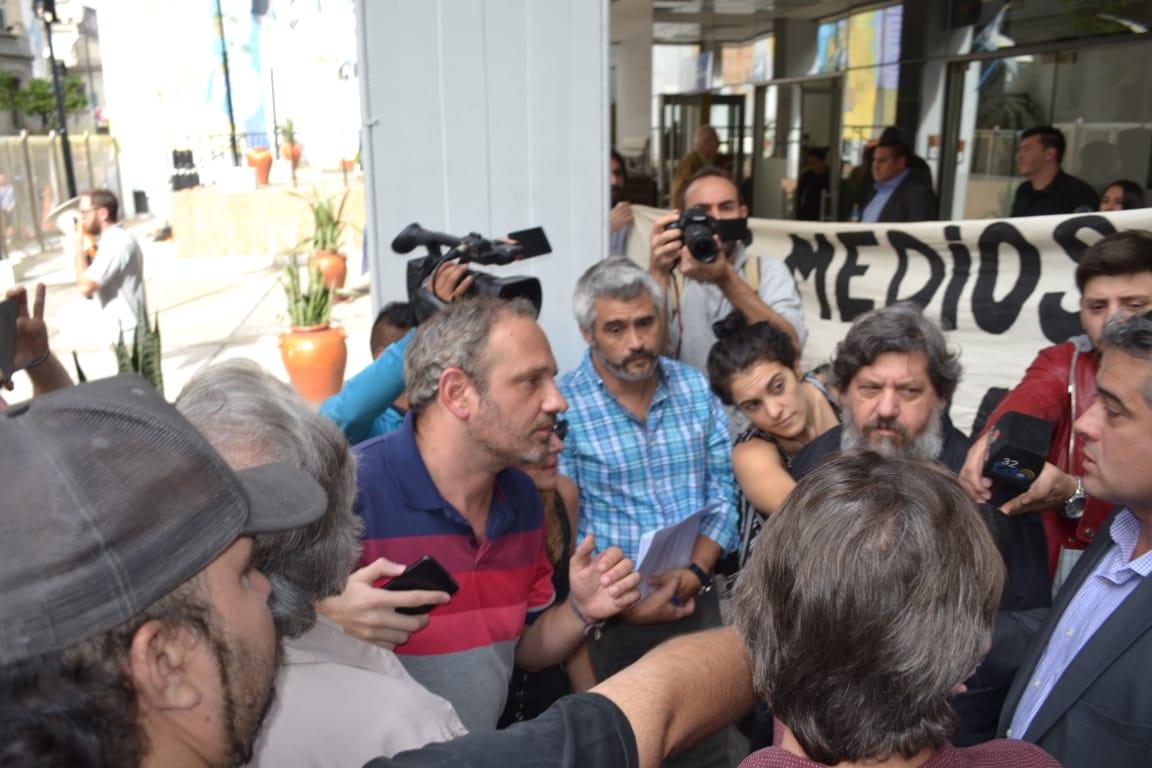 Protesta ENACOM2