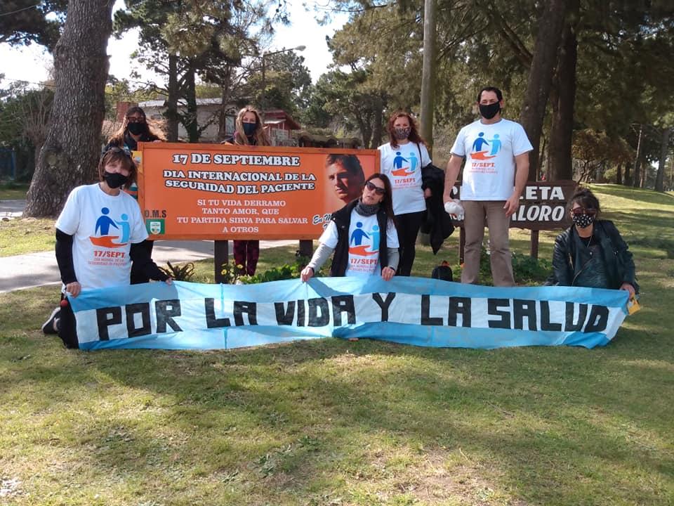 Día Internacional: Villa Gesell alza la voz por la seguridad de lxs pacientxs